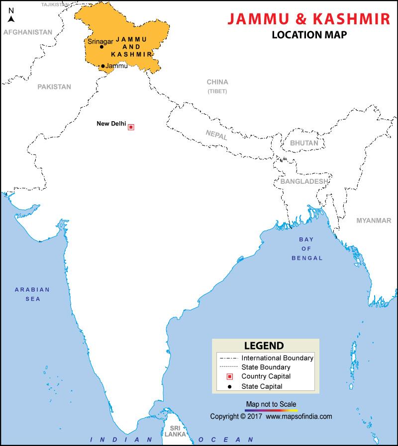 काश्मीरमध्ये मिळणार गुंतवणुकीची संधी, बांधकाम व्यवसायिक उत्सूक