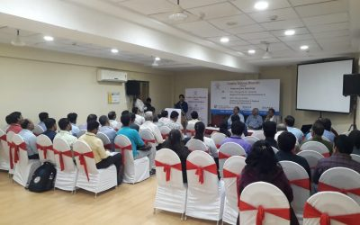 Seminar on PF & ESIC conducted by Laghu Udyog Bharati, Konkan Division